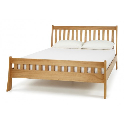 Colchester wooden bed