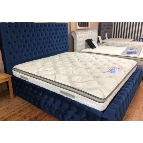 Mayfair Luxury Fabric Double Bed