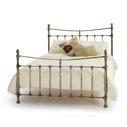 Olivia metal bed